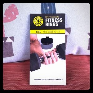 Golds gym fitness ring